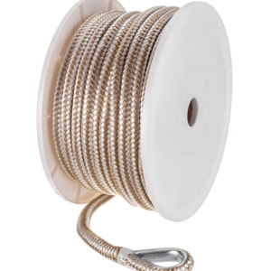 """3/8"""" X 100' Anchor Line Rope for boats"""