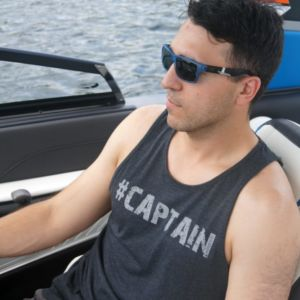 Men's Captain Tank