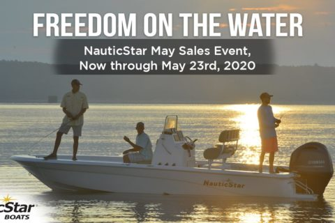 """NauticStar """"Freedom on the Water"""" Sales Event"""